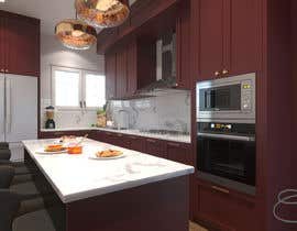 #36 for Kitchen design and modelling by vinvinn