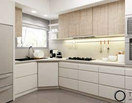 #57 for Kitchen design and modelling by tonarch