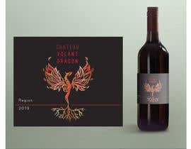 lounzep tarafından Wine Label Design for Chinese market için no 33