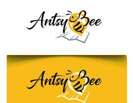 #166 для Logo design for brand AntsyBee от davincho1974