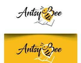 #166 for Logo design for brand AntsyBee af davincho1974