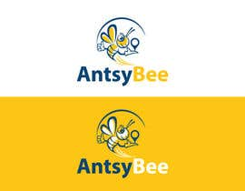 #208 для Logo design for brand AntsyBee от safakabir
