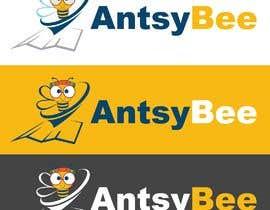 #237 for Logo design for brand AntsyBee af king271997