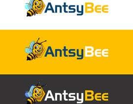 #249 for Logo design for brand AntsyBee af star992001