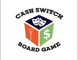 cirleacatalin tarafından Logo for a Board Game called CASH SWITCH için no 18