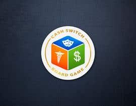 atifjahangir2012 tarafından Logo for a Board Game called CASH SWITCH için no 20