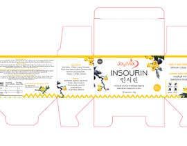 #18 for Insourin packaging af GraphicWork15