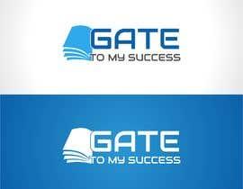 #12 untuk Logo for Gate to My Success oleh ArtRaccoon