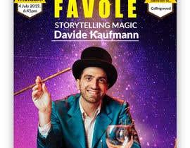 #80 cho Flyer for a magic show bởi piashm3085