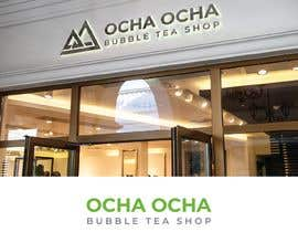 #66 cho I need a [tea shop, bubble tea shop] logo and cup design. Need design on : 1. Name on cup 2. Logo on cup 3. Logo on top.  I need the logo by it self and shows on the cup.  Sign design too.   The example is on the picture of attachment. bởi ilensa