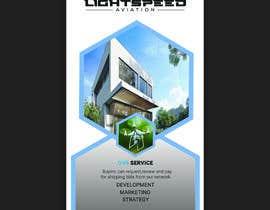 #16 untuk Design DL Landscape Flyer oleh mousumikhan124