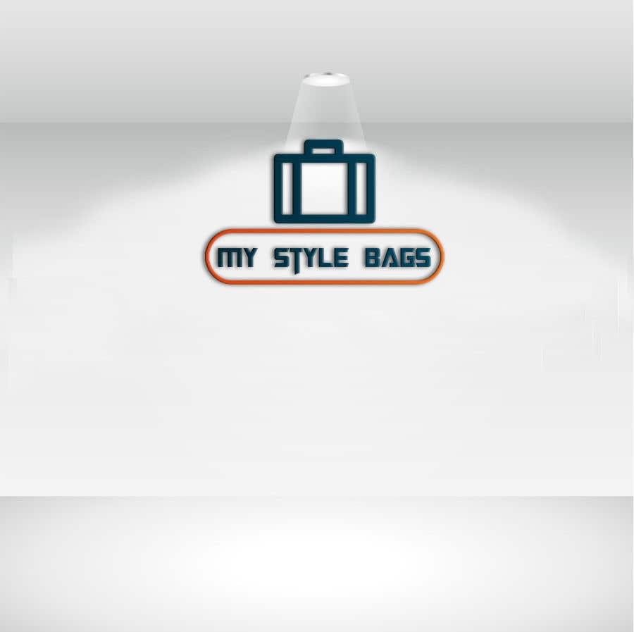 Kilpailutyö #53 kilpailussa Logo for company selling suitcases and women handbags