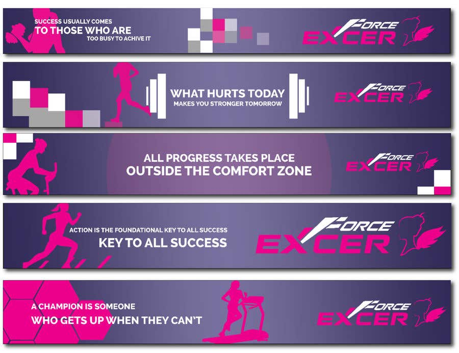 Penyertaan Peraduan #13 untuk ladies fitness sports gym wall poster designs  - 15/04/2019 04:04 EDT