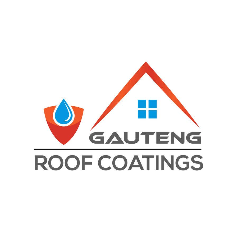 Konkurrenceindlæg #40 for Gauteng Roof Coatings Logo Design
