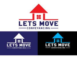 SKHUZAIFA tarafından Create brand and digital assets for 'Lets Move Conveyancing' için no 186