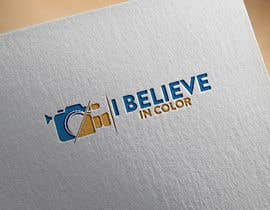 #71 cho Create company logo for video / photography studio. I Believe in Color bởi shohrab71