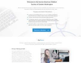 Nro 26 kilpailuun UI designer for creating the design theme and templates for a Website käyttäjältä winmaclin