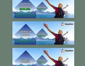 Nro 22 kilpailuun Creación de Banners käyttäjältä dhimandevnath202