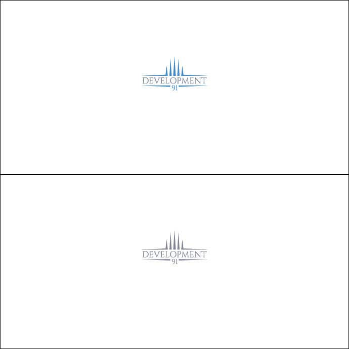 Konkurrenceindlæg #203 for A logo for my development/construction company