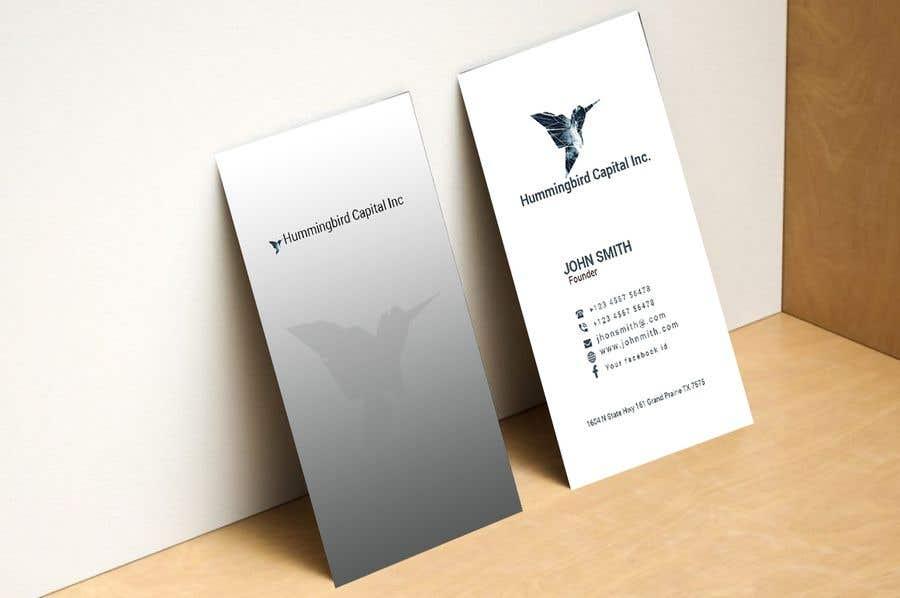 Kilpailutyö #579 kilpailussa Business card