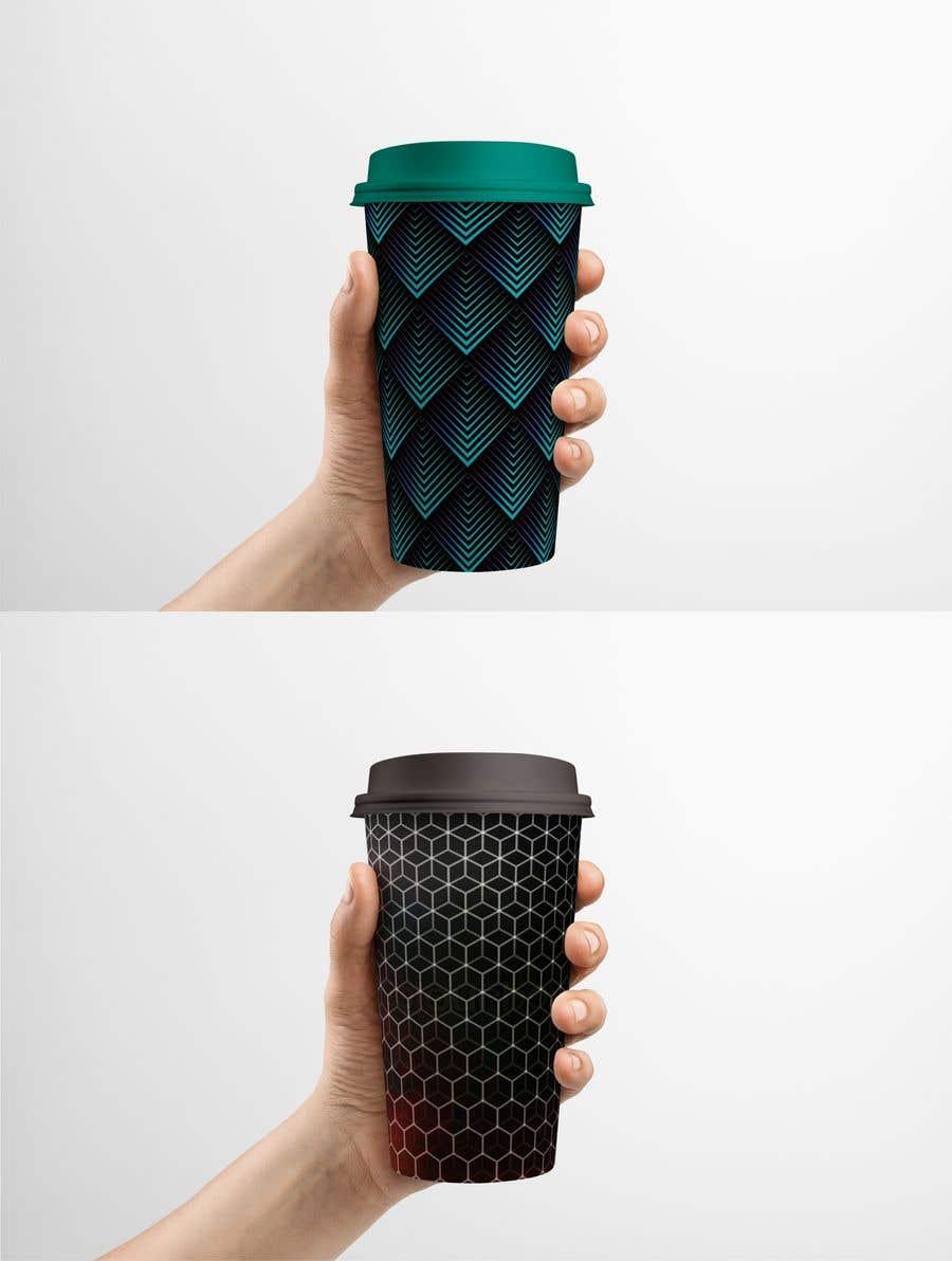 Bài tham dự cuộc thi #25 cho I need two designs for a reusable coffe mug