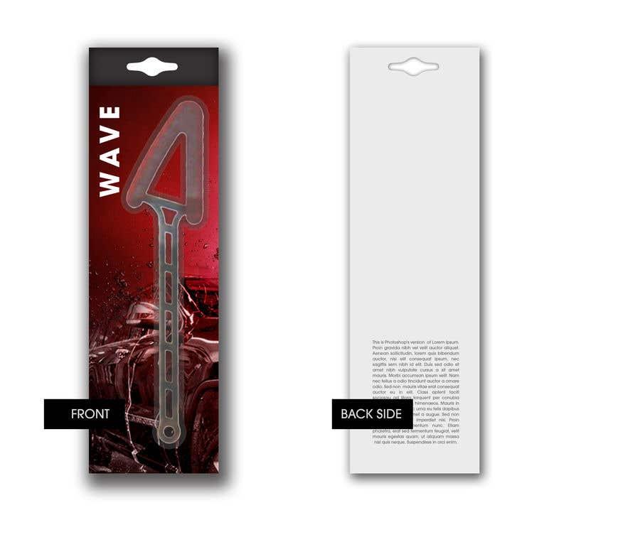 Penyertaan Peraduan #9 untuk hang sell retail design pack