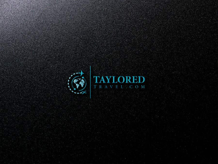 Kilpailutyö #238 kilpailussa Logo design for TayloredTravel.com