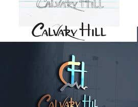 #297 for Logo for Calvary Hill by mdselimmiah