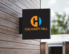 #121 for Logo for Calvary Hill by nagimuddin01981