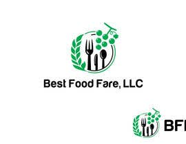 #29 para Logo Design for Best Food Fare por ImArtist
