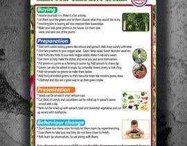 #24 for Design a poster for wellcure - Make Your Child Love Greens. af designerjalaludd