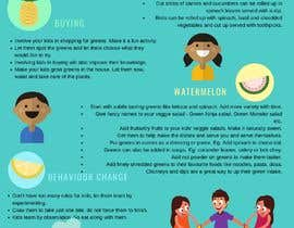 #21 para Design a poster for wellcure - Make Your Child Love Greens. por Inderpal6763