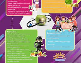 #15 para Design a poster for wellcure - Make Your Child Love Greens. por Tofigh4lang