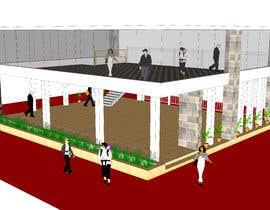 Nro 3 kilpailuun Create pictured tradeshow stand in google sketch up käyttäjältä shahidullah79