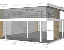 Nro 2 kilpailuun Create pictured tradeshow stand in google sketch up käyttäjältä alvarorodriguez