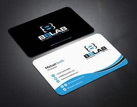 #55 for Business card design by arifjiashan