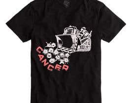 #42 for Beat Cancer shirt design af saviarsarkar