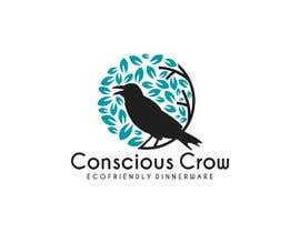 #16 for conscious crow af Helen2386