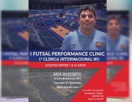 Nro 9 kilpailuun I Futsal Performance Clinic käyttäjältä designeryousuf