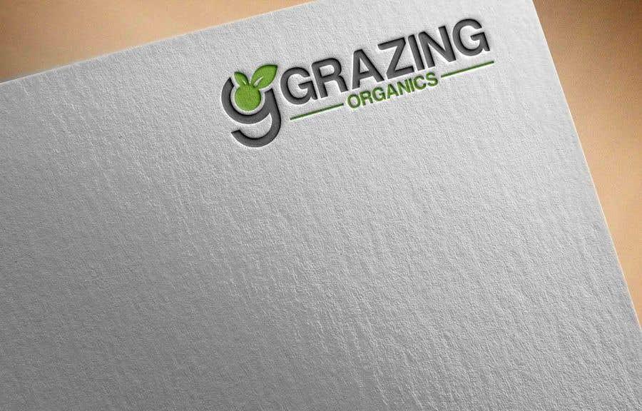 Конкурсная заявка №20 для Grazing Organics