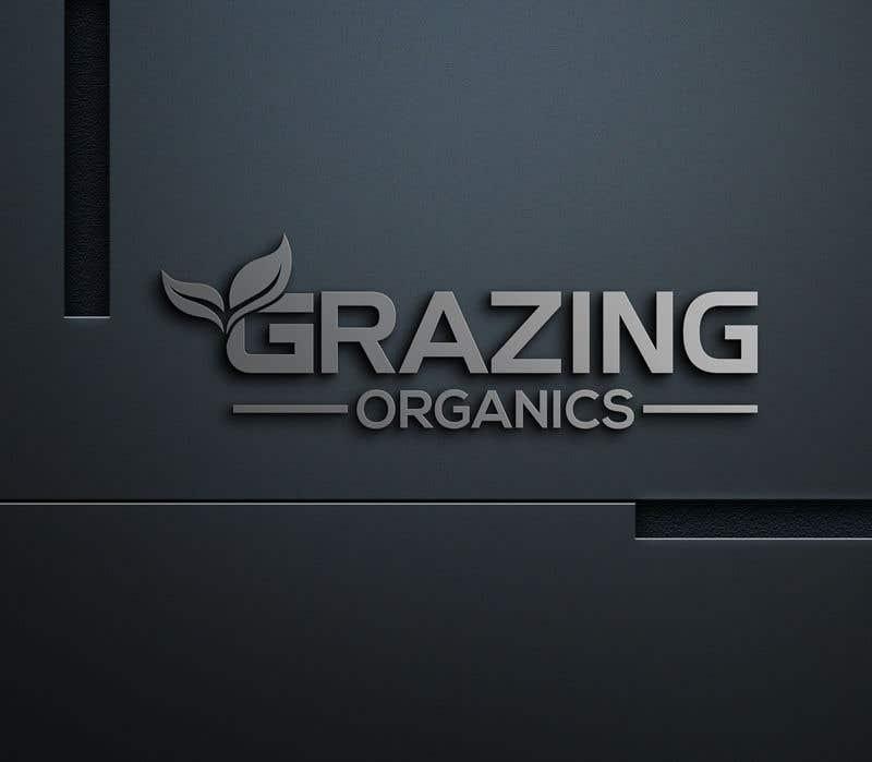 Konkurrenceindlæg #55 for Grazing Organics