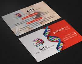 nº 136 pour Design a CLEAN but CREATIVE Business Card (MULTIPLE WINNERS) par rabbim666