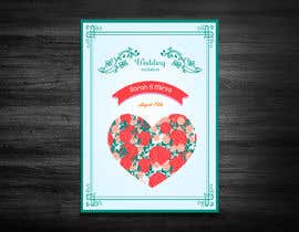 #130 for design of wedding invitations by luphy