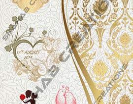 #123 para design of wedding invitations por mdshahab433