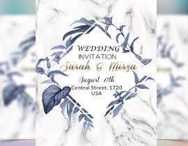 #118 for design of wedding invitations by yeasin0arafath