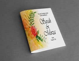#128 para design of wedding invitations por ruhul8927