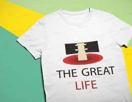 #97 for T-shirt design af misstasnin39