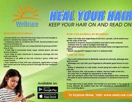 #22 for Poster design for wellcure - Heal Your Hair by maidang34