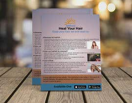 #20 for Poster design for wellcure - Heal Your Hair by nurnahid