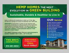#71 for Professional Flyer - for Hemp House by mylogodesign1990